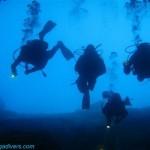 Подводный вход в Пещеру Слона