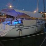 яхта 6 мест