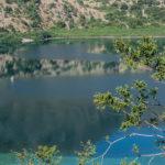4. Рыба на море оказалась умнее, не помогли все виды дорогих приманок. Поехали отдыхать на озеро Курнас.